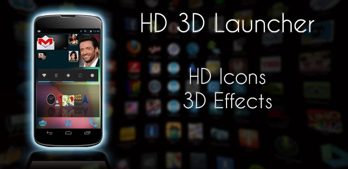 HD 3D Launcher_androappinfo