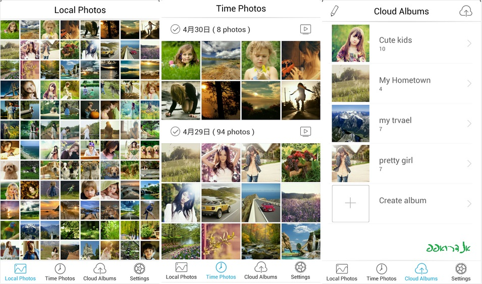 iOS 7 Gallery Kukool Gallery-androappinfo