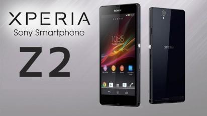 Sony Xperia Z2 logo-androappinfo