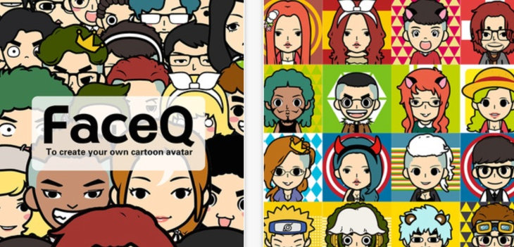 FaceQ-androappinfo