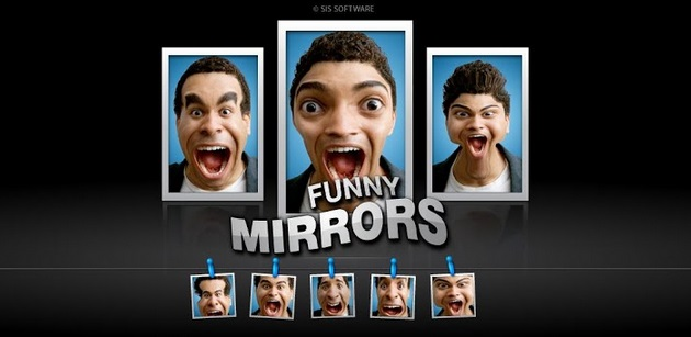 Funny Mirrors