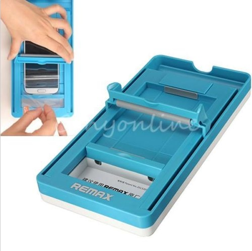 Screen Protector Attach Machine