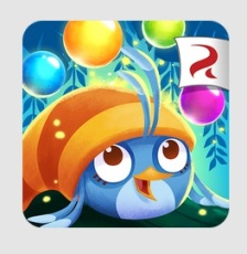 Angry Birds Stella POP-logo-androappinfo
