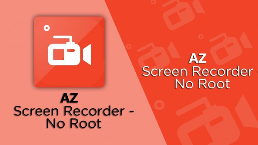 AZ Screen Recorder - No Root01